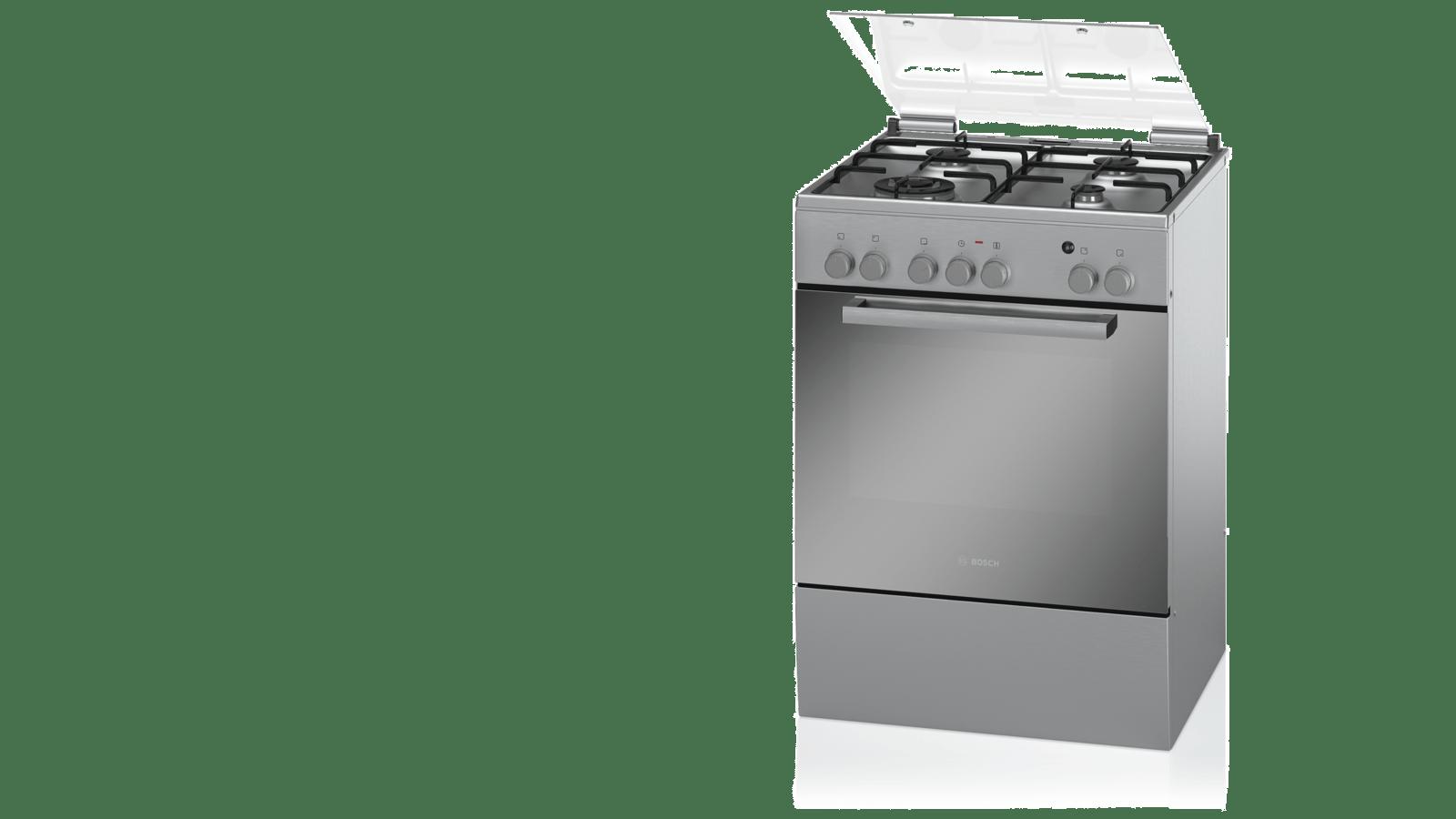 Table De Cuisson Gaz Et Electricite bosch - hgd432150m - mixed cooker