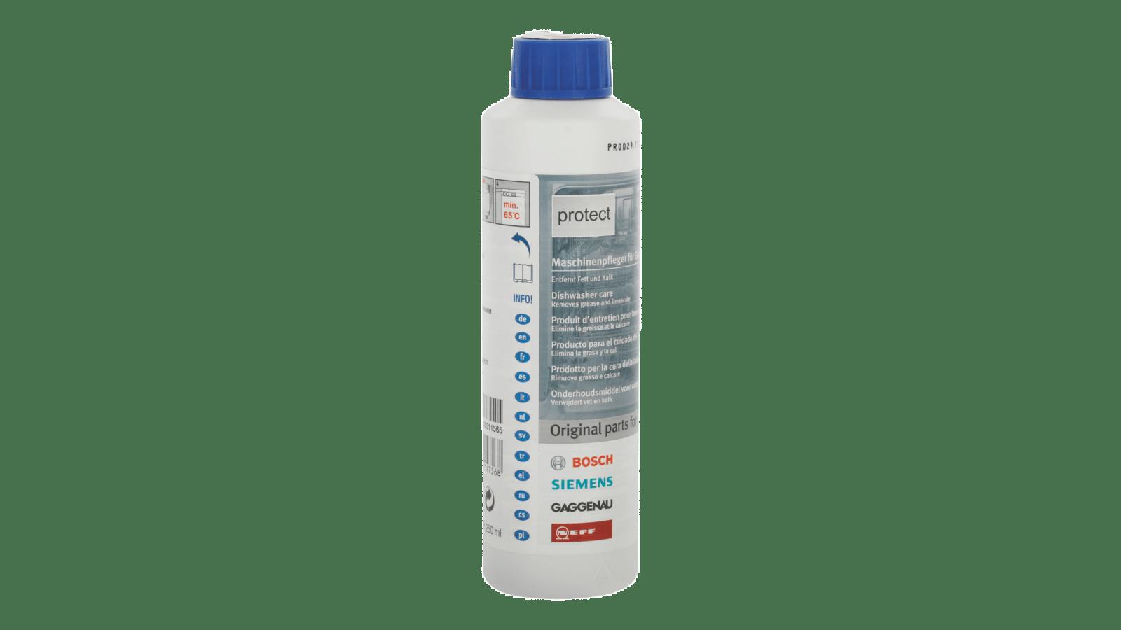 Avkalkning 500 ml. i flaska Bosch Siemens original