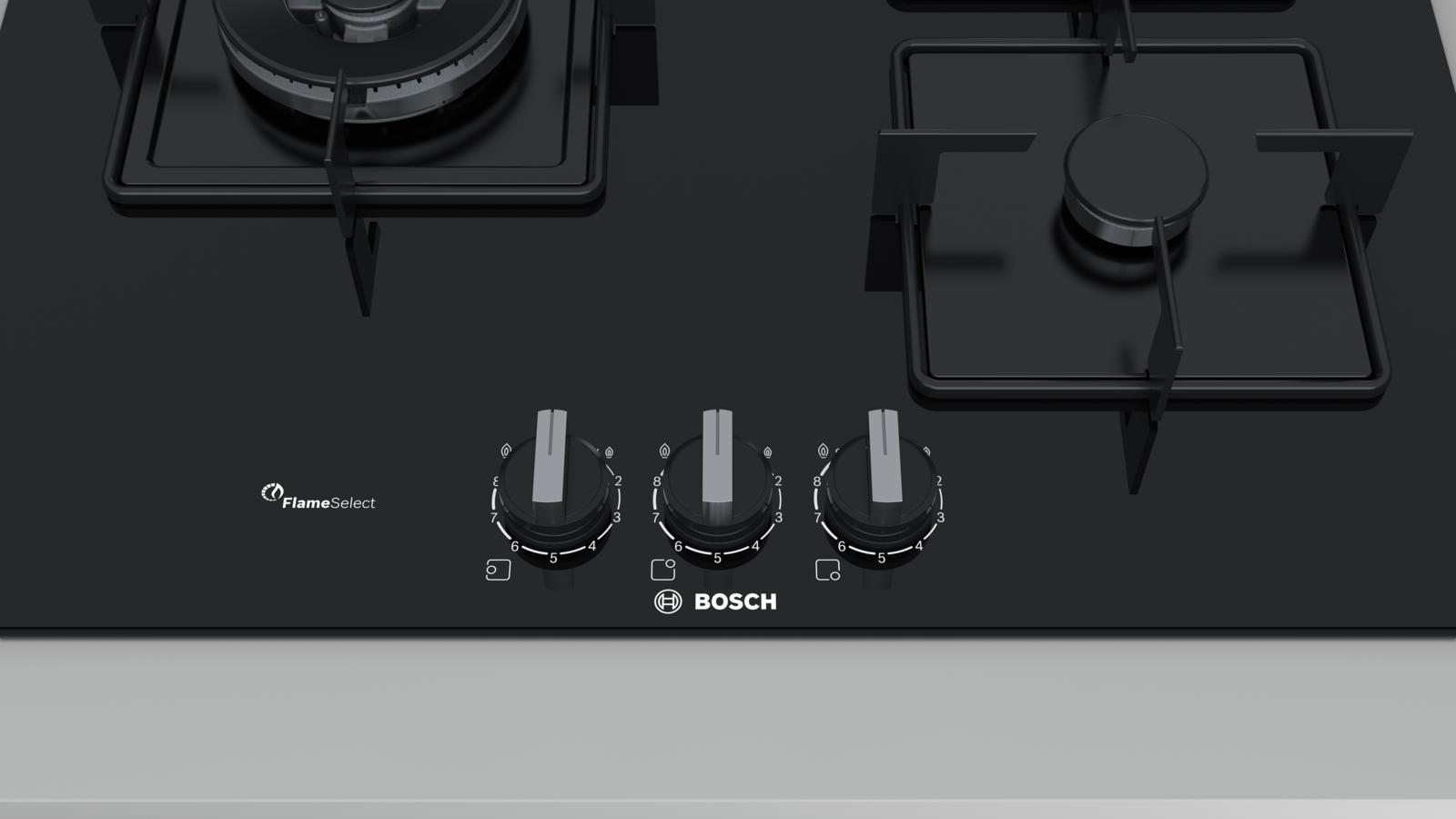 meilleur site web 1fb72 a97c0 Serie | 6 Table gaz 60 cm Noir PPC6A6B10