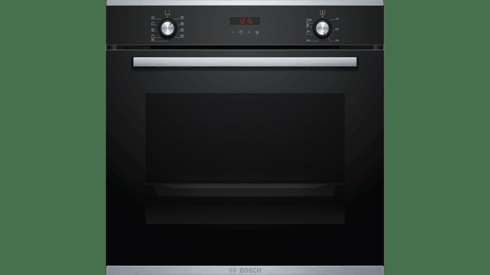 Serie 4 Built In Oven Acien Inoxydable Hbs273bs0