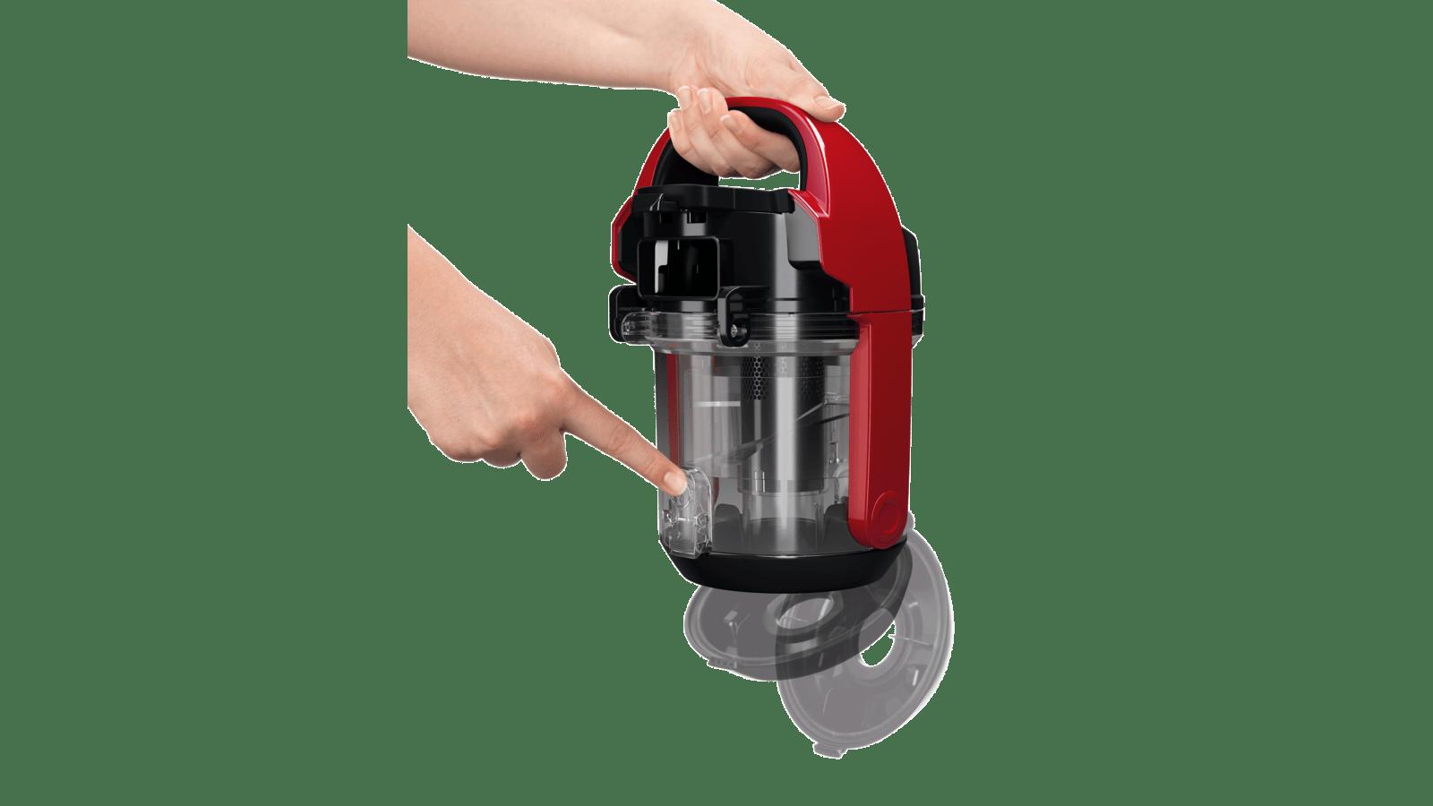 Serie | 2 Poseløs støvsuger Rød BGC05AAA2