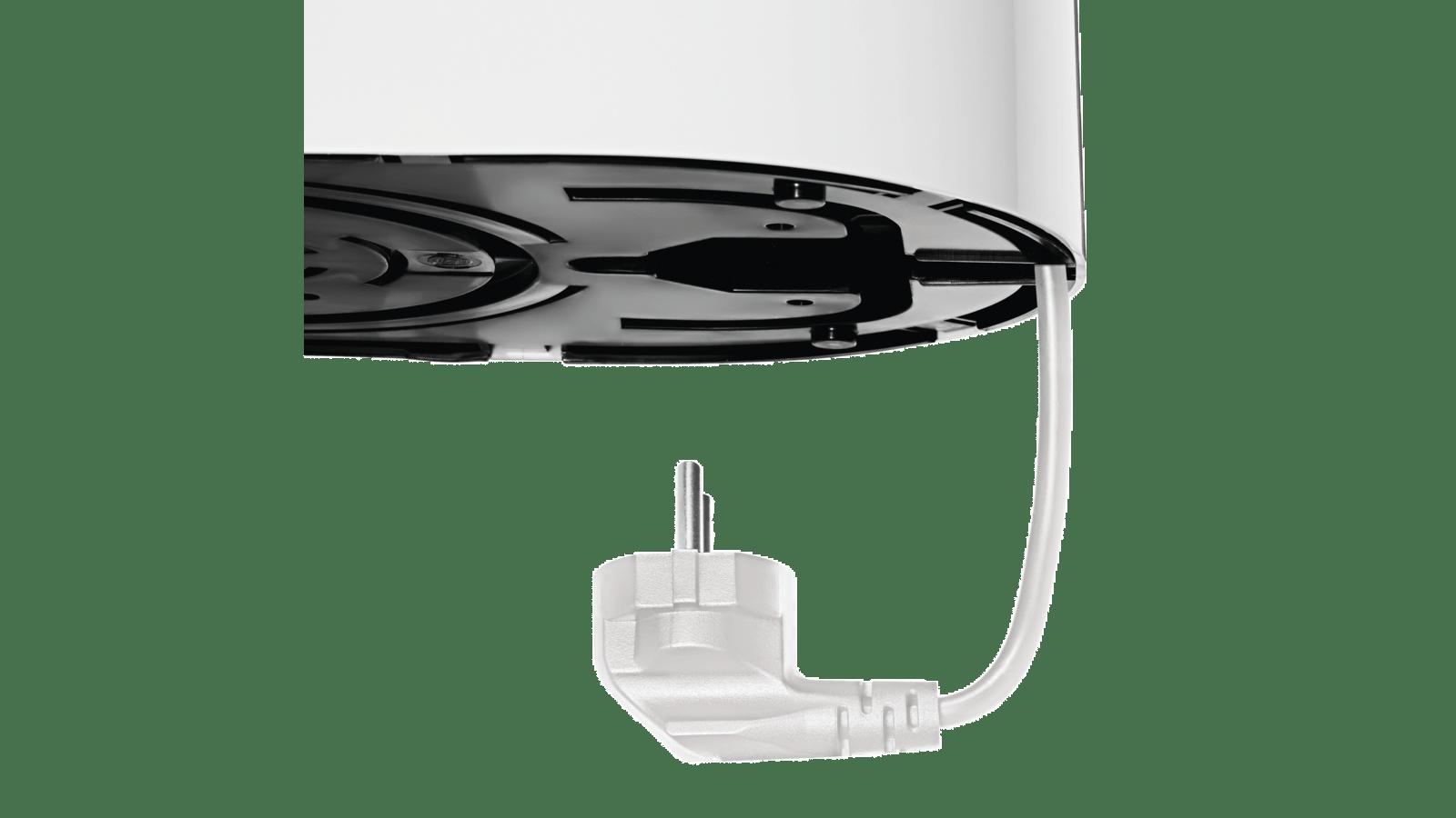 Bosch CompactClass Extra TKA3A031 Weiß//Hellgrau 15 Tassen Filter-Kaffeemaschine