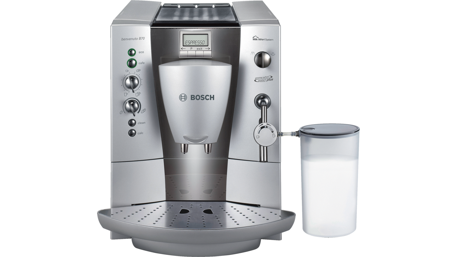 BOSCH TCA6801 Cafetera automática benvenuto B70