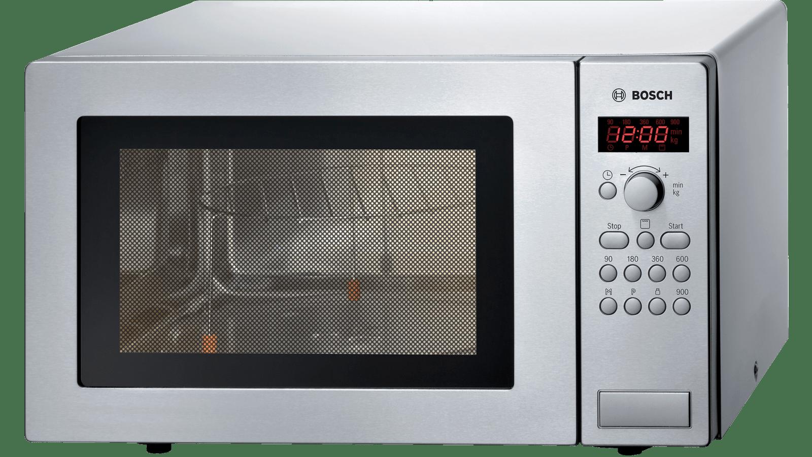 BOSCH - HMT84G451 - Freestanding Microwave