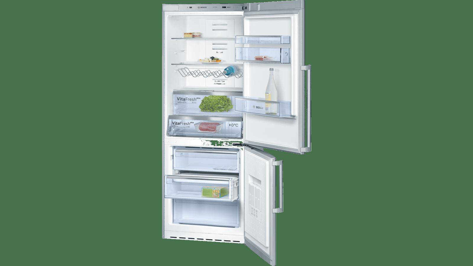 Fagyasztószekrény belső hőmérséklete