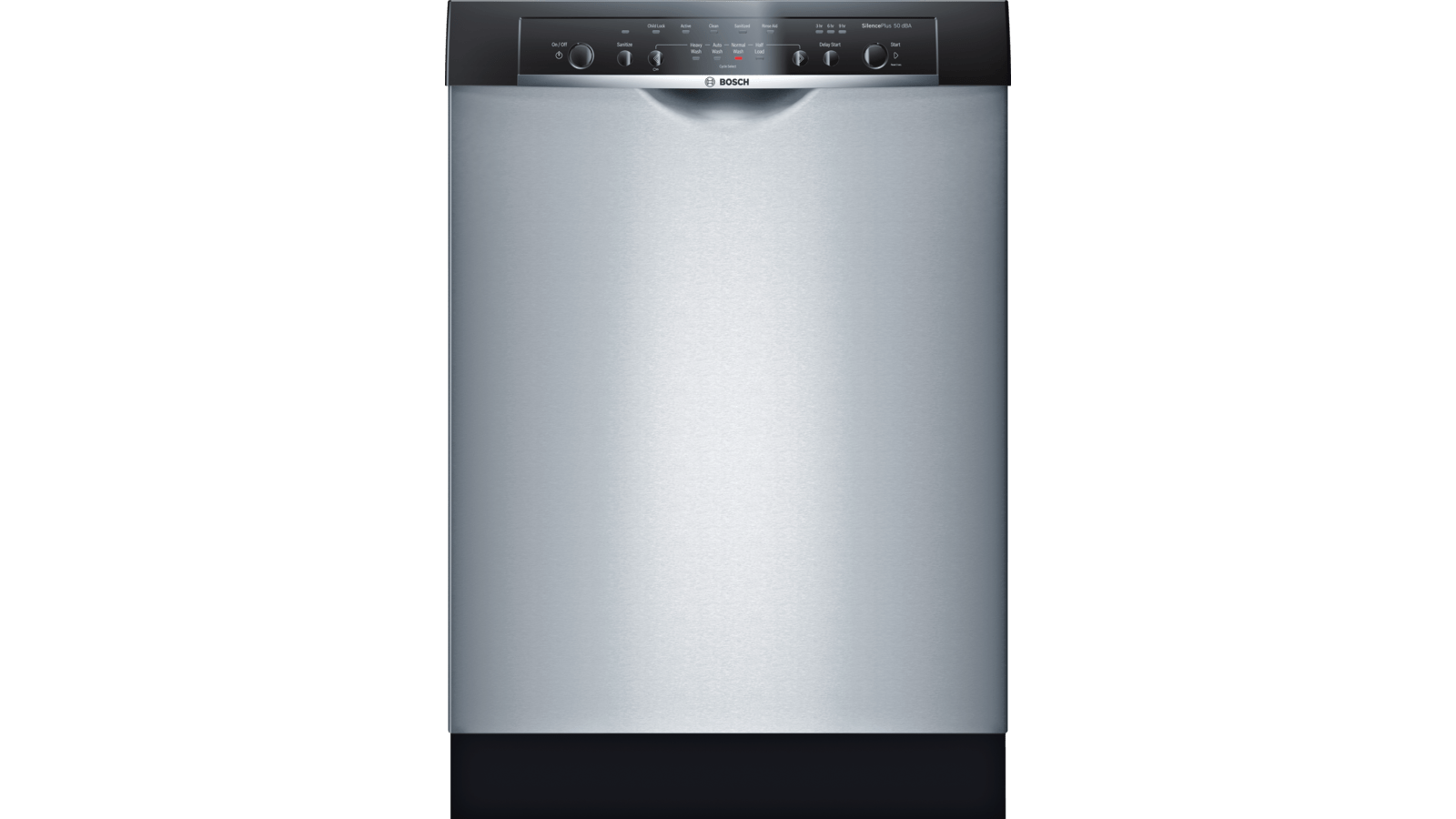 Bosch She3ar55uc Ascenta Stainless Steel