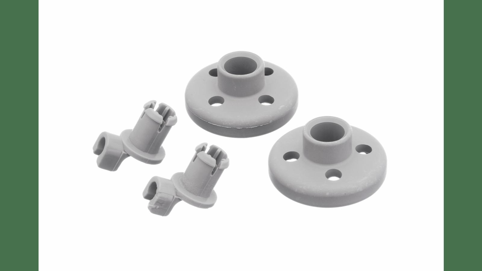 Bosch lave-vaisselle panier plaque support kit x 2 pièces de rechange