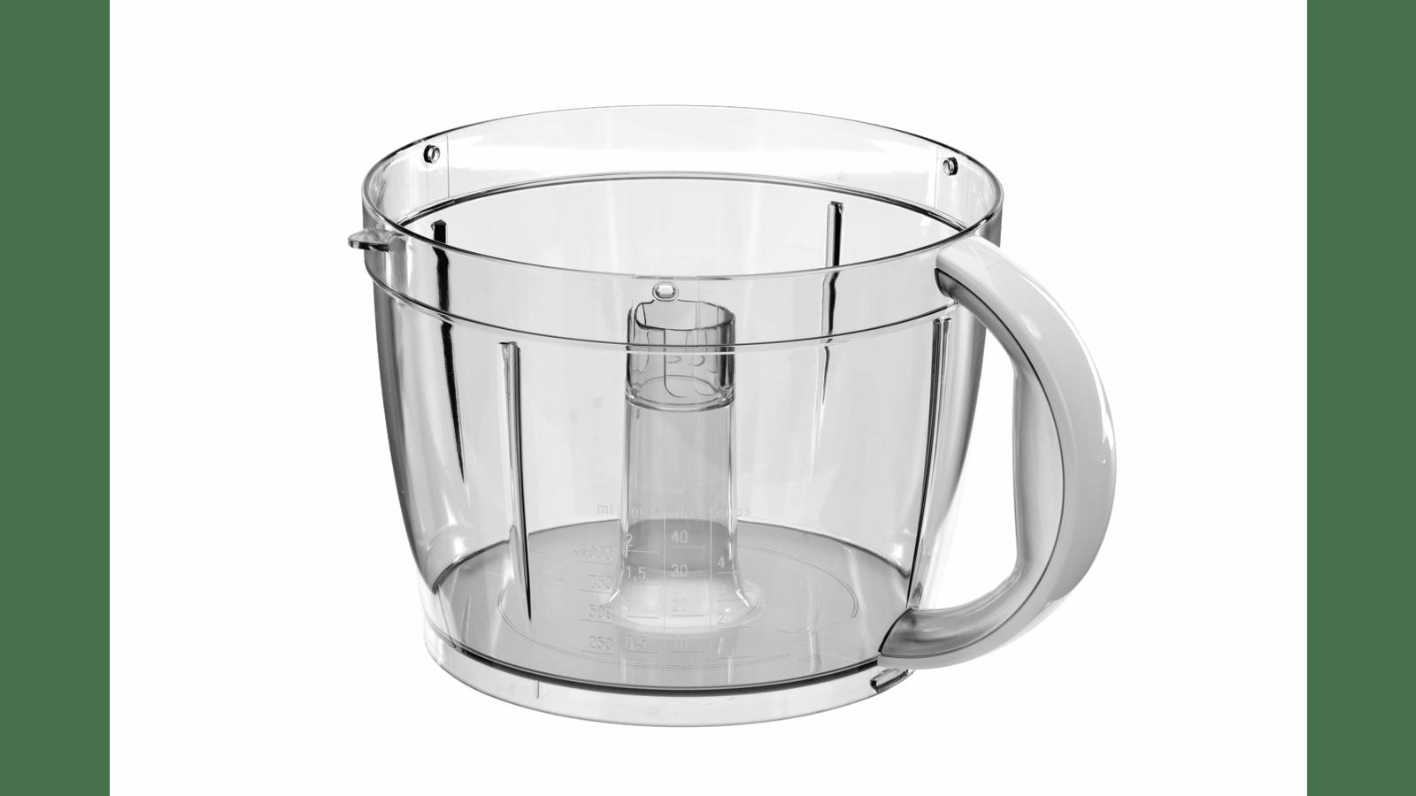 Rührschüssel BOSCH 00702186 Kunststoffschüssel für Küchenmaschine