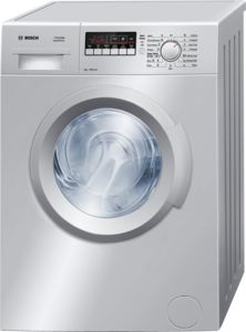 Bosch Washing Machine WAB2026SZA in Kenya Front Load Washing Machine 6KG Silver