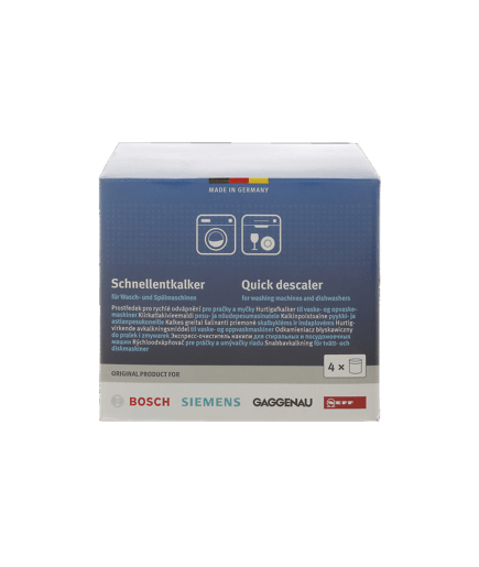 Bosch Siemens Hausgeräte  Geschirrspüler Waschmaschine Entkalker Reiniger 311919
