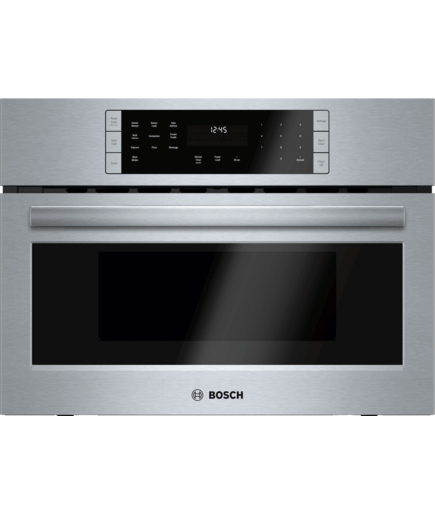 27 Sd Microwave Oven 800 Series Stainless Steel Hmc87151uc Bosch