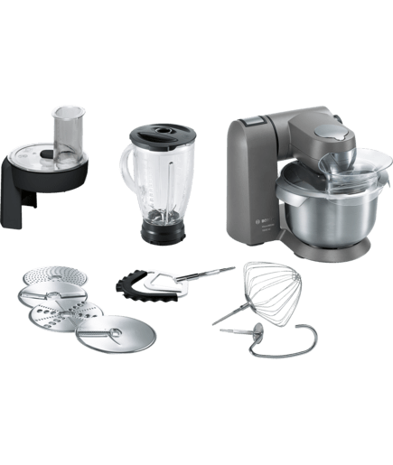 Robot de cocina color del aparato gris granito ean for Robot de cocina autocook