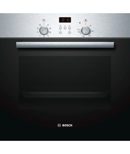 60 Cm Stainless Steel Electric Built In Oven Serie 2