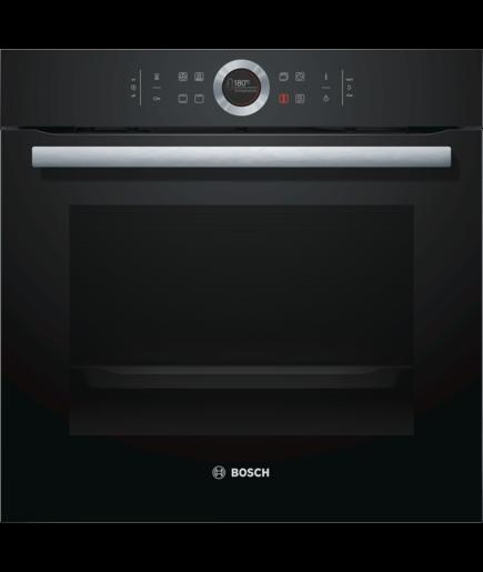 backofen serie 8 hbg634bb1 bosch. Black Bedroom Furniture Sets. Home Design Ideas