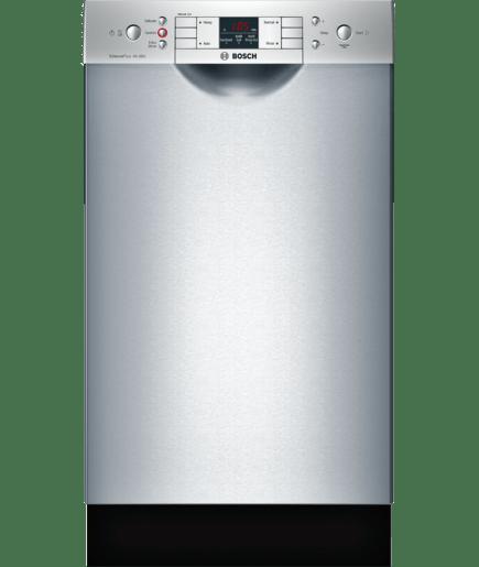 18 special application recessed handle dishwasher spe53u55uc rh bosch home com Bosch Dishwasher Troubleshooting Bosch Dishwasher She44c05uc Repair Manual