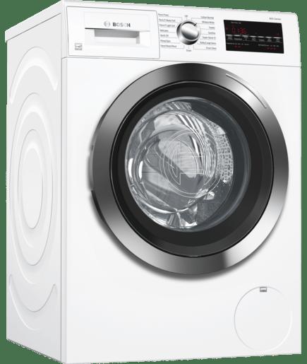 24 compact washer wat28402uc white chrome wat28402uc bosch
