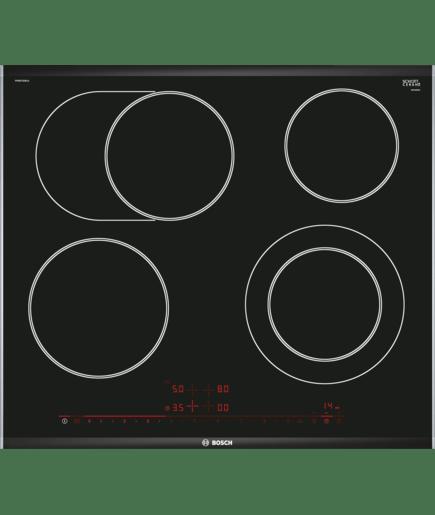 60 Cm Ceramic Cooktop Serie 8 Pkn675db1a Bosch