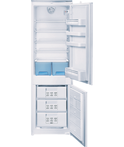 Frigor fico combinado integrable frigor fico integrable de - Frigorificos bosch una puerta ...