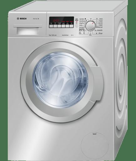 Serie 4 Automatic Washing Machine Serie 4 Wak2427sza Bosch