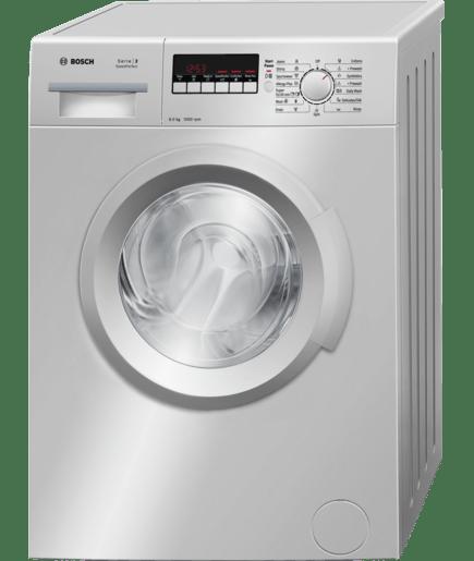 Bosch Wab20267in Washing Machine Front Loader