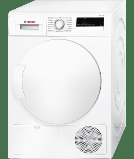 Seche Linge A Condensation Serie 4 Wtn83202ff Bosch