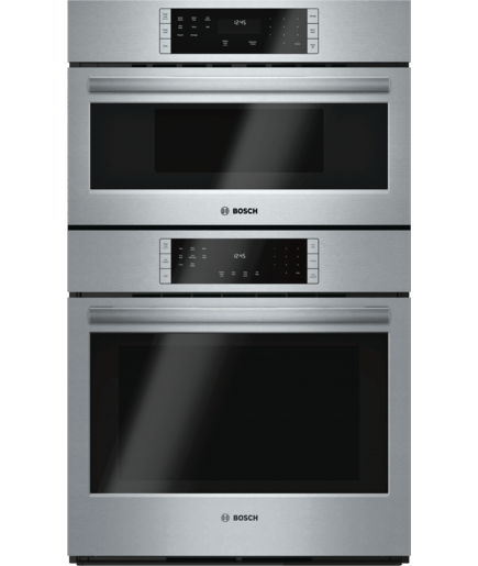 30 microwave combination oven hbl87m52uc stainless steel rh bosch home com bosch double wall oven specs bosch double wall oven specs