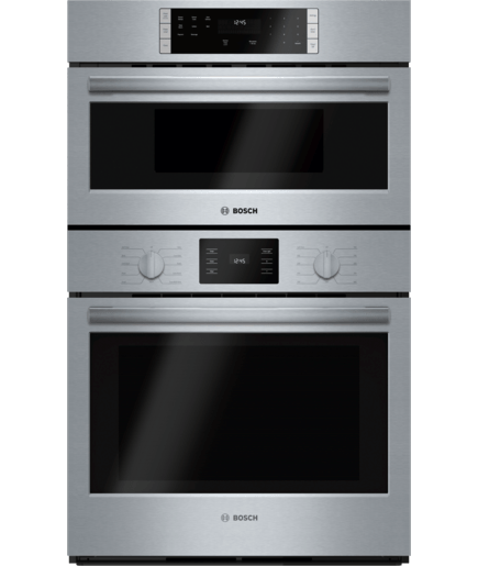 30 Microwave Combination Oven 500 Series Stainless Steel Hbl57m52uc Bosch