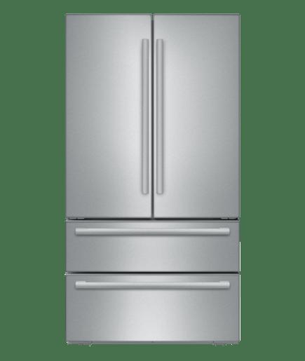 36 freestanding french door refrigerator b21cl81sns stainless rh bosch home com
