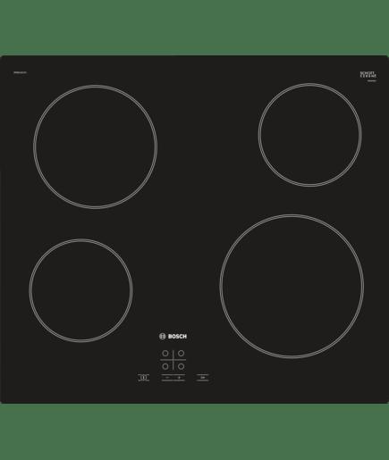 60 Cm Ceramic Cooktop Serie 4 Pke611d17a Bosch