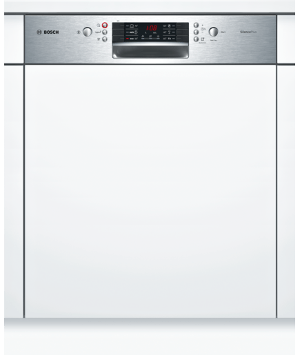 Bosch SMI46AS01E Beépíthető elővezérelt mosogatógép