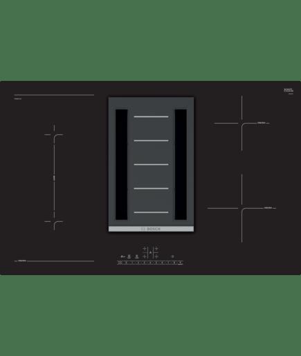 induktionskochfeld m dunstabzug autark 80 cm induktions kochstelle glaskeramik pvs801f11e. Black Bedroom Furniture Sets. Home Design Ideas