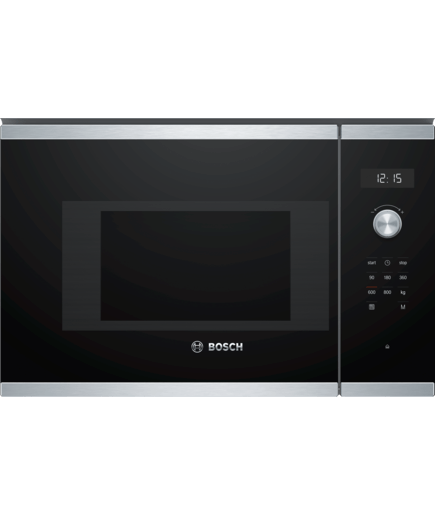 Bosch Bfl524ms0 Built In Microwave Oven