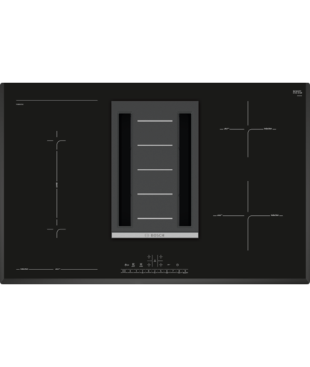 Bosch Pvs851f21e Induction Hob With Integrated