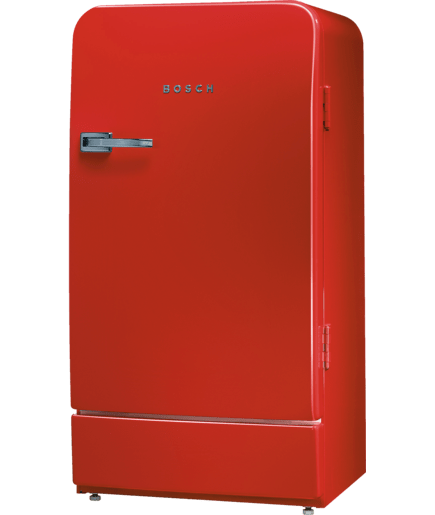Bosch Kdl20450 Red Classic Fridge