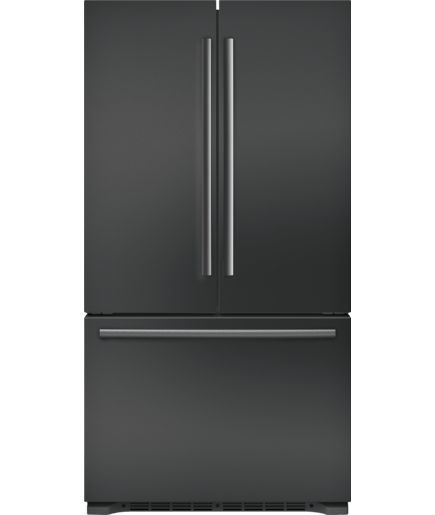 36 Freestanding Counter Depth French Door Refrigerator B21CT80SNB Black Stainless Steel