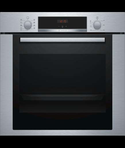 Forno ecoclean classe a inox acciaio inox serie 4 hba334br0j bosch - Elenco utensili da cucina ...