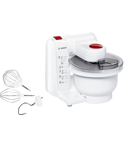 Küchenmaschine Gehäusefarbe weiß - MUMP1000   BOSCH