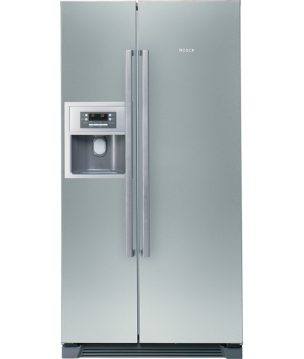 Side By Side Fridge Freezer Serie 6 Kan58a75 Bosch