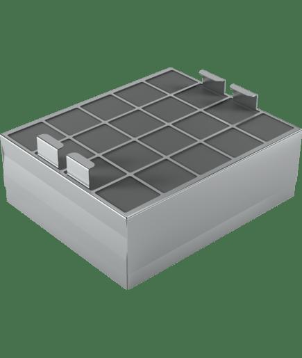 aktivkohlefilter cleanair 17000977. Black Bedroom Furniture Sets. Home Design Ideas