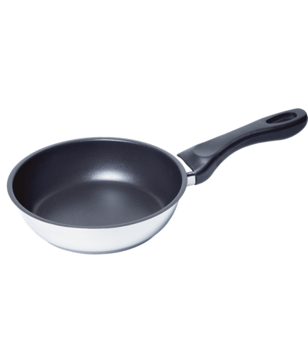 System Pan Small Size Frying Pan For Induction And Sensor