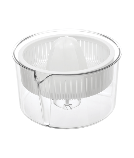 zitruspresse wei transparent f r mum 6 00461199. Black Bedroom Furniture Sets. Home Design Ideas