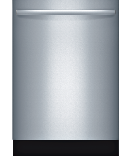 24 bar handle dishwasher 500 series stainless steel shx55r55uc rh bosch home com Bosch Dishwasher Manufactured 2010 Bosch Dishwasher Instruction Manual