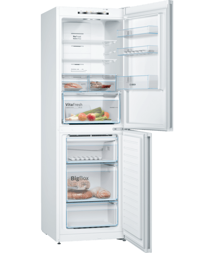 BOSCH - KGN34VW35G - Free-standing fridge-freezer with