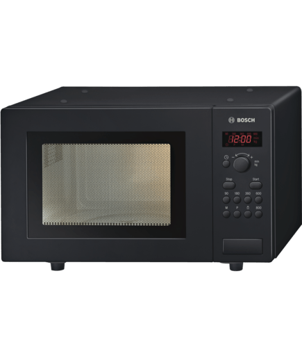 BOSCH HMT75M461B Freestanding microwave