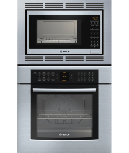 30 Combination Wall Oven 800 Series Stainless Steel Hbl8750uc Bosch