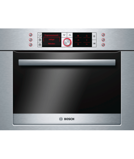 Super BOSCH - HBC86P753B - Compact oven with integrated microwave IF-84