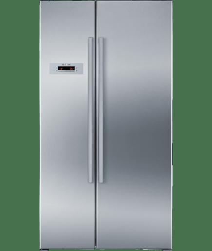 BOSCH - KAN62V41GB - American-style fridge-freezer