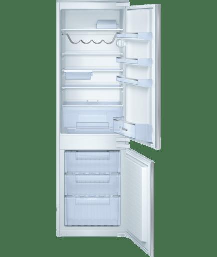 R frig rateur combin int grable fixation de porte par - Fixation porte lave vaisselle encastrable ...