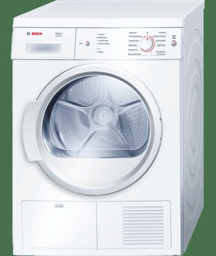 Great Sensitive Luftkondensations Wäschetrockner   Serie | 4   WTE86103 | BOSCH Images