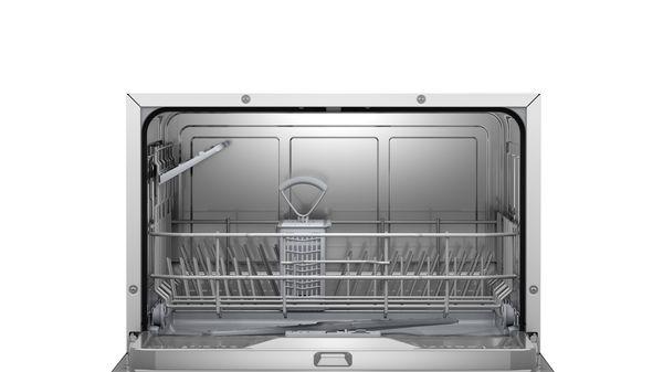 Serie | 4 Επιτραπέζιο πλυντήριο πιάτων 55 cm Λευκό SKS62E32EU SKS62E32EU-3